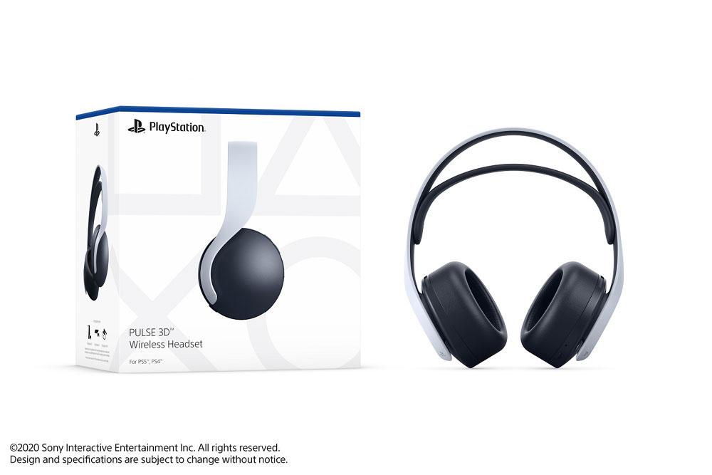 หูฟัง PS5 PULSE 3D PlayStation5