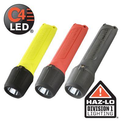 ไฟฉายกันระเบิด Propolymer 3AA LED Flashlight