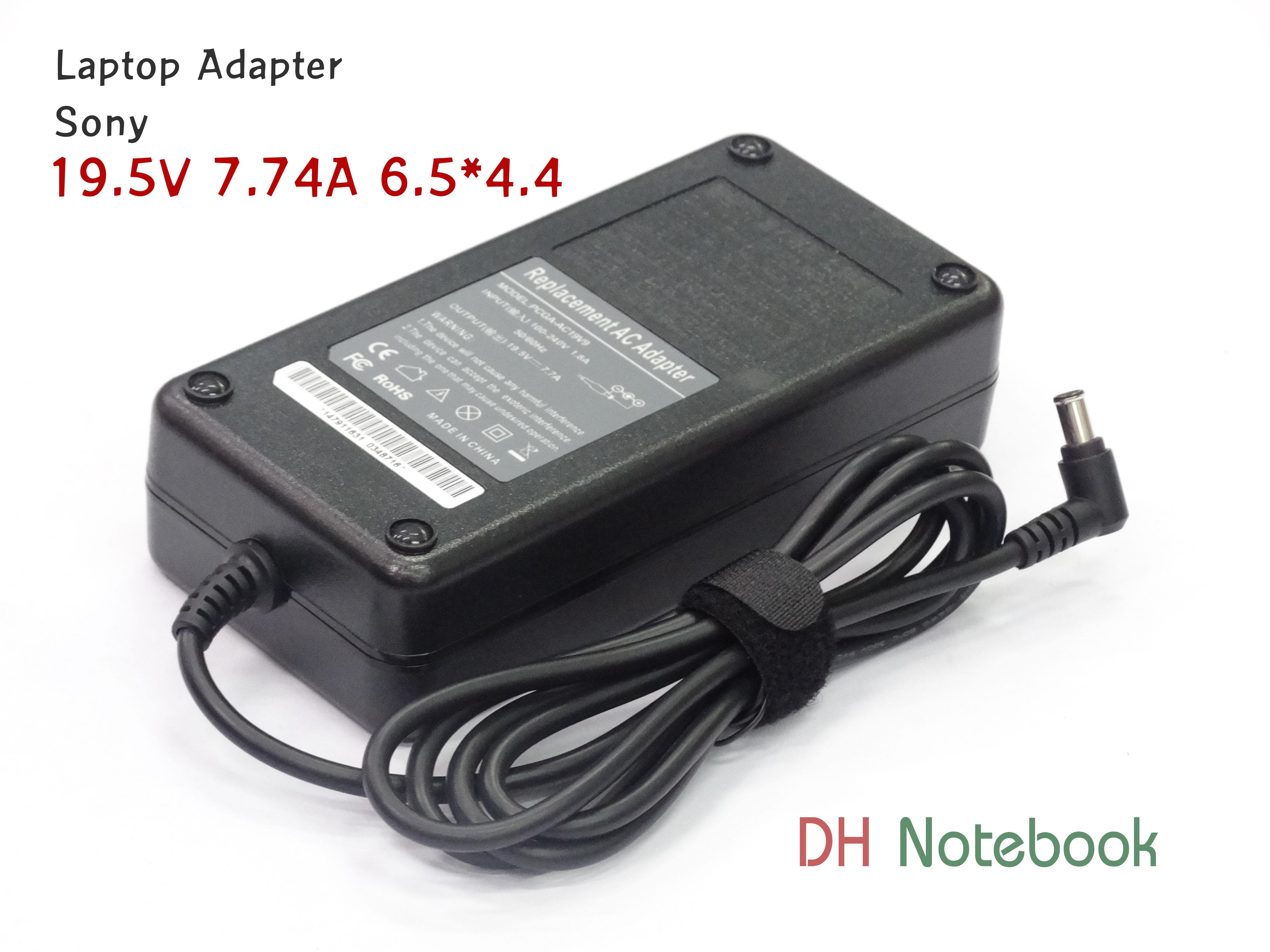 Adapter Sony 19.5V 7.7A 6.5*4.4