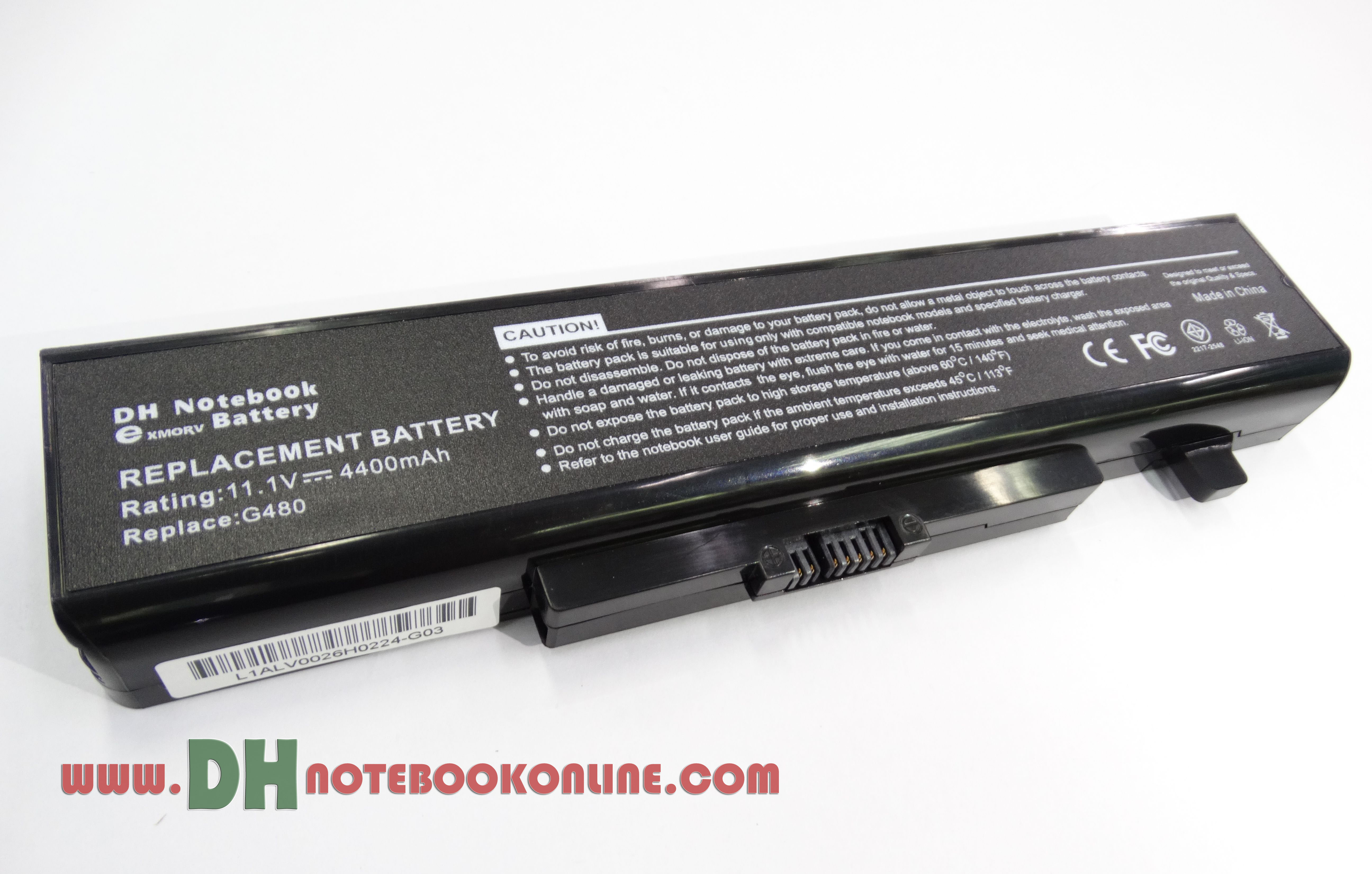 Battery Notebook Lenovo G480
