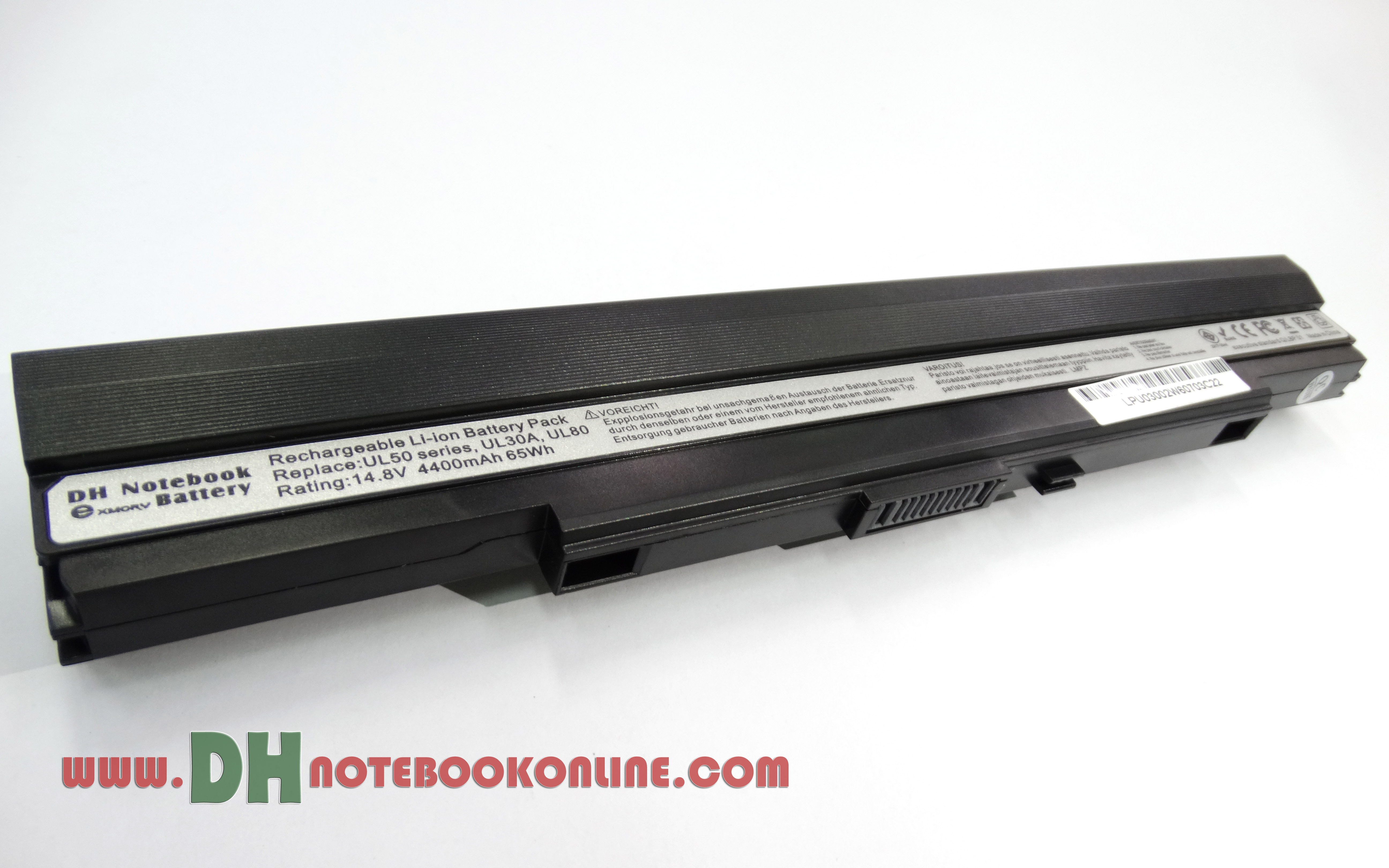 Battery Notebook Asus UL50