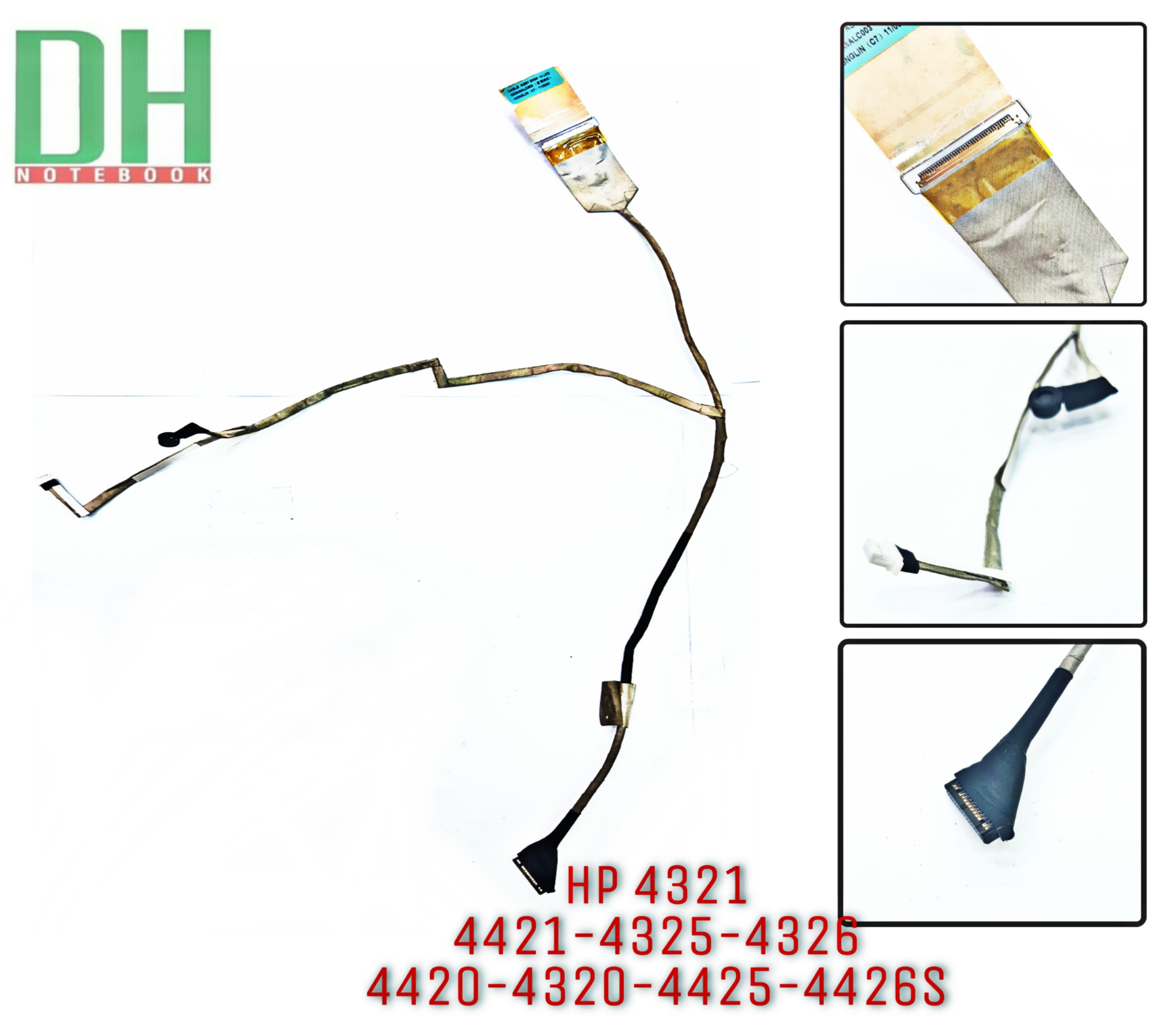 HP 4321 Video Cable