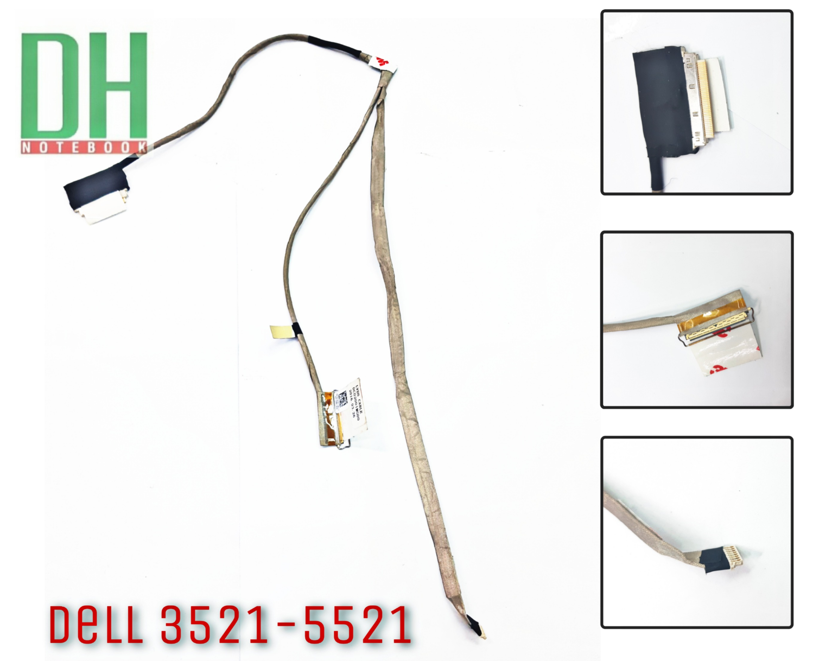 Dell 3521 Video Cable