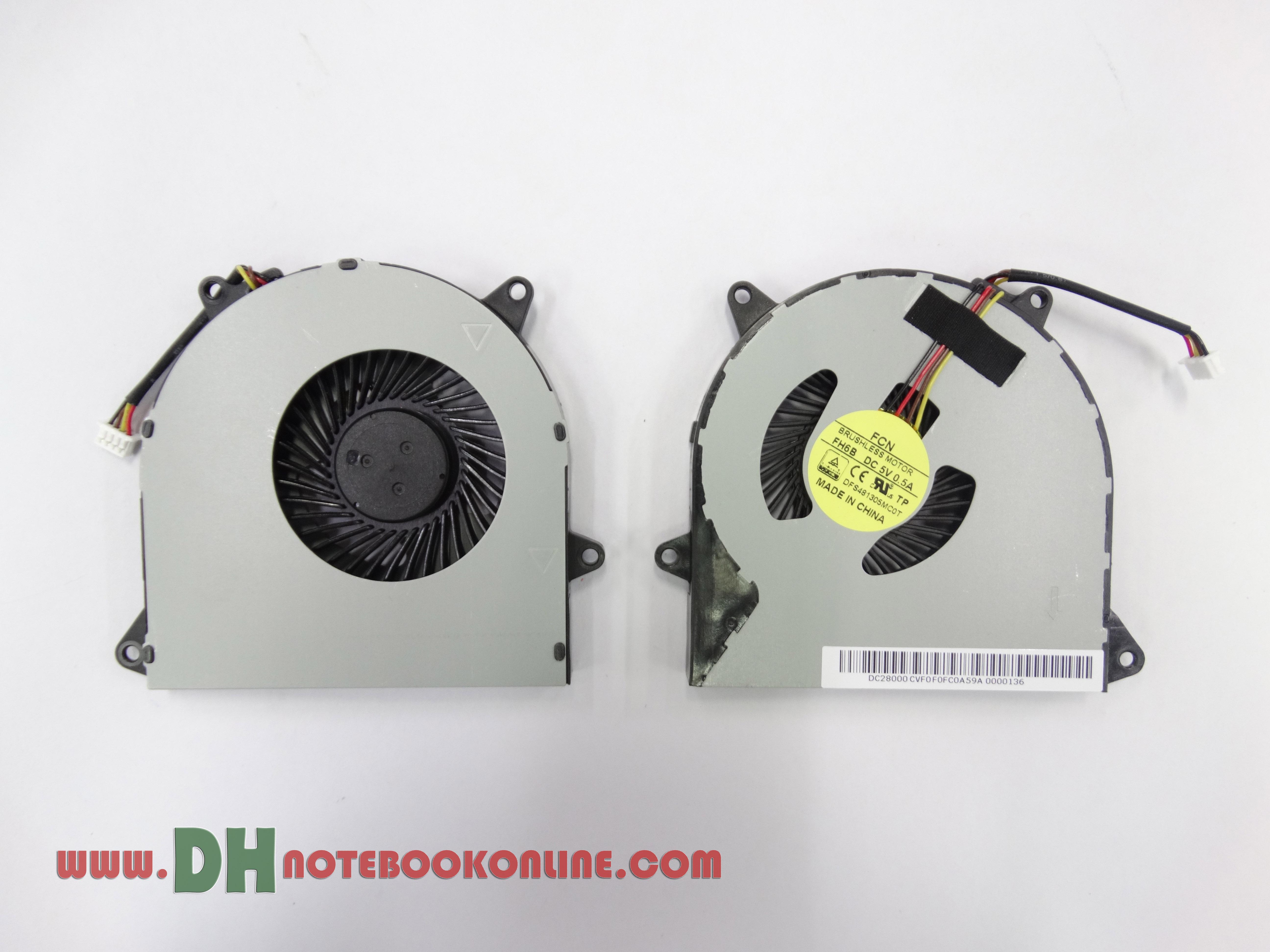 Lenovo 100-15IBD Cooling Fan