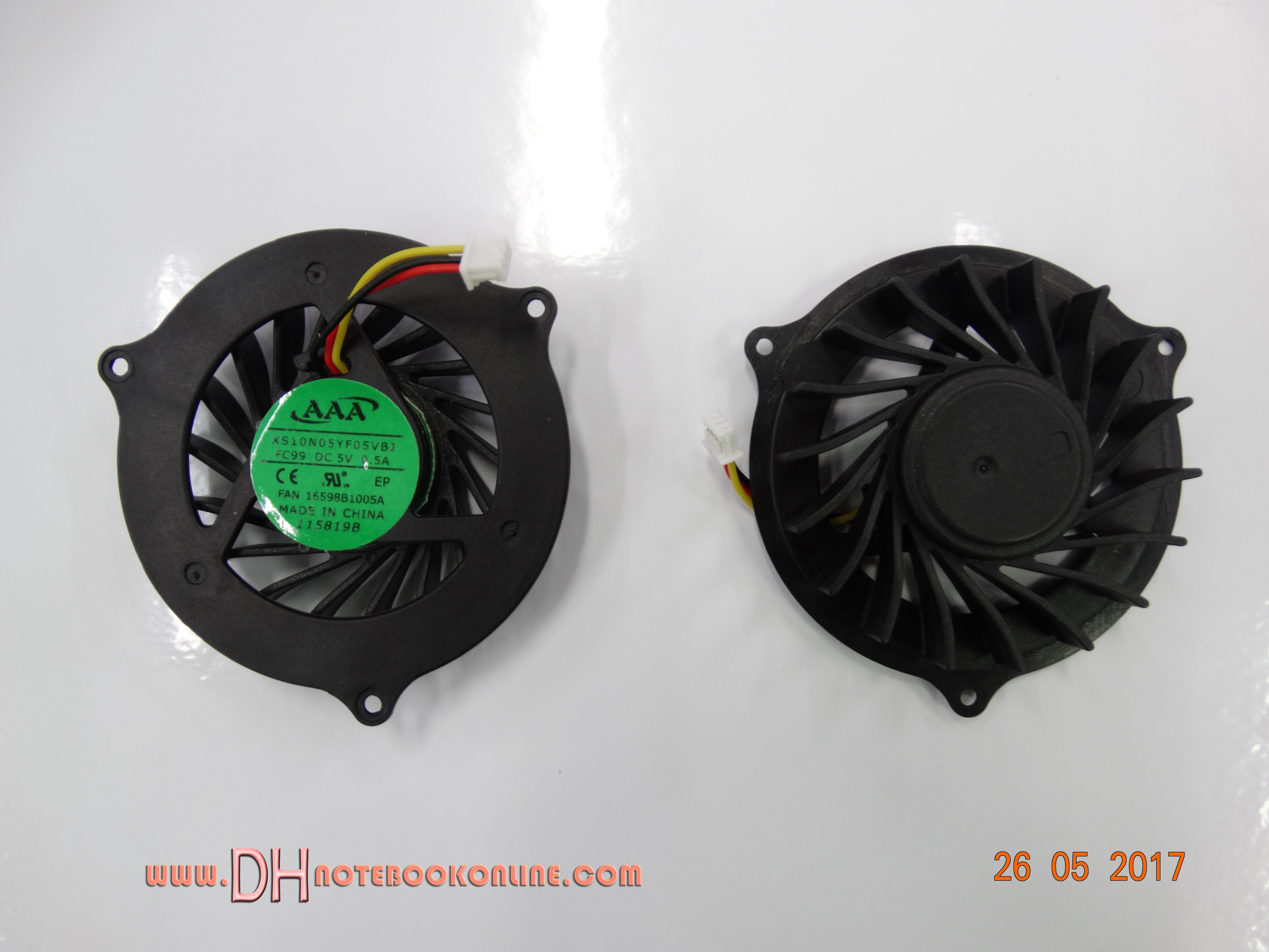 HP DV2000 Cooling Fan