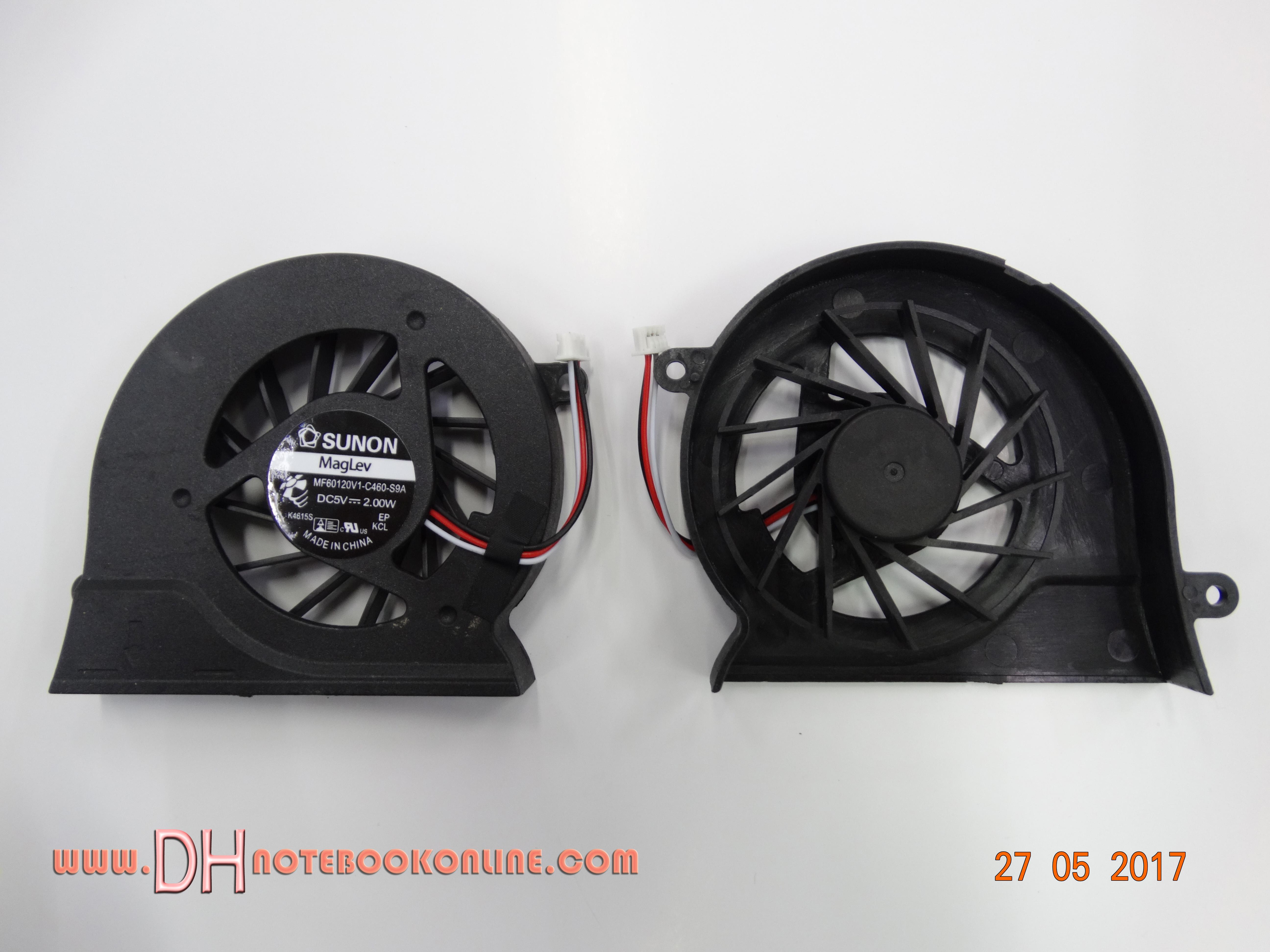 Samsung NP300 Cooling Fan
