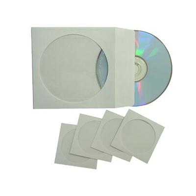 ซองกระดาษใส่แผ่นซีดี (แพ็ค100ซอง)