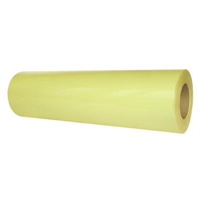 สติกเกอร์ใสหลังเหลือง ชนิดม้วน 53 ซม X 50 เมตร