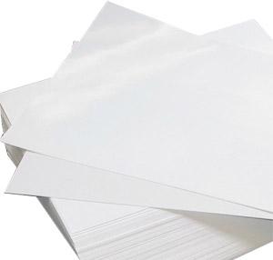 กระดาษร้อยปอนด์นอก (บรรจุ 125 แผ่น)