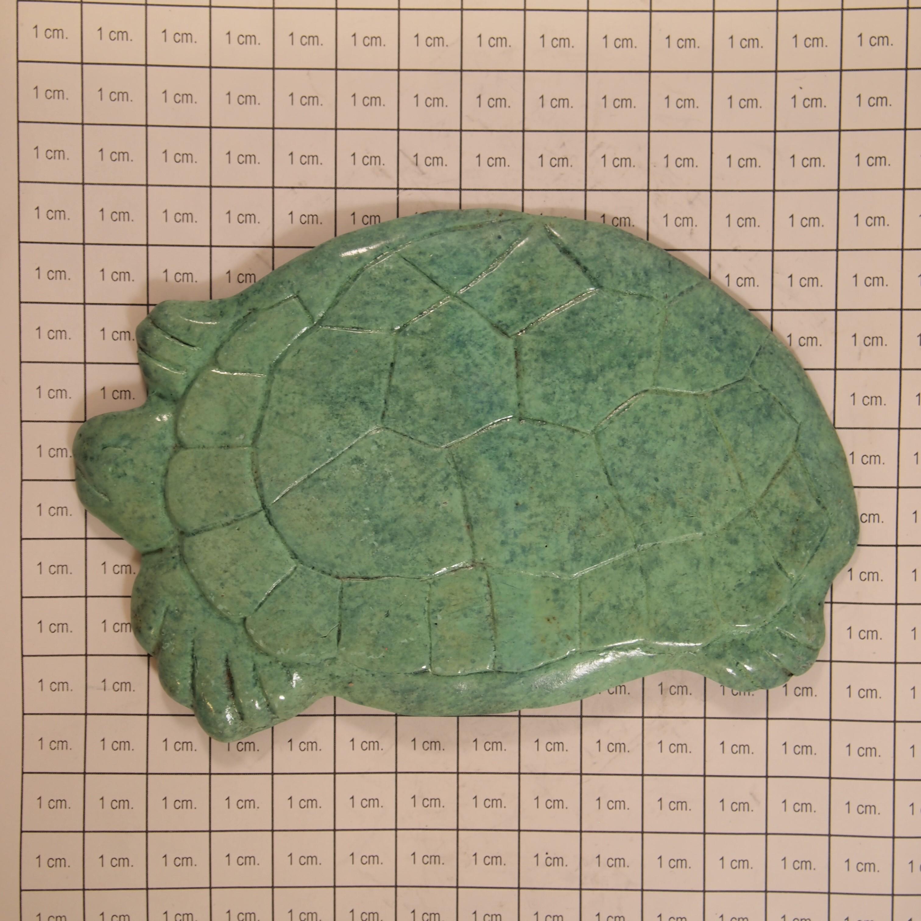 ติดพื้น/ผนัง - เต่าใหญ่ (เขียว)