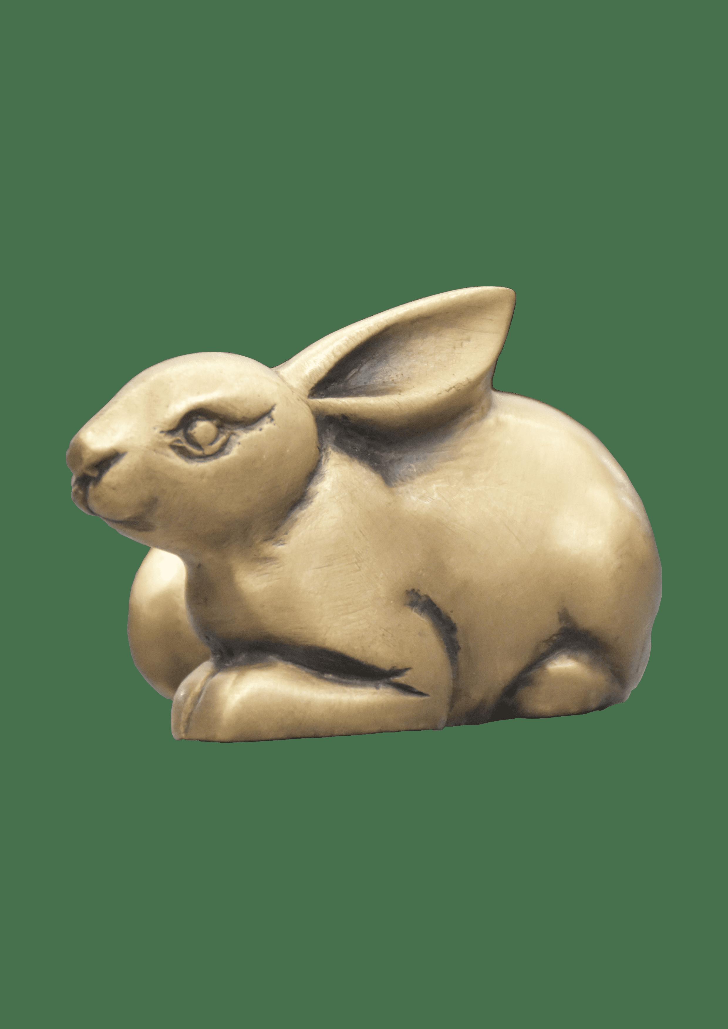 มือจับ -กระต่ายเรียบ