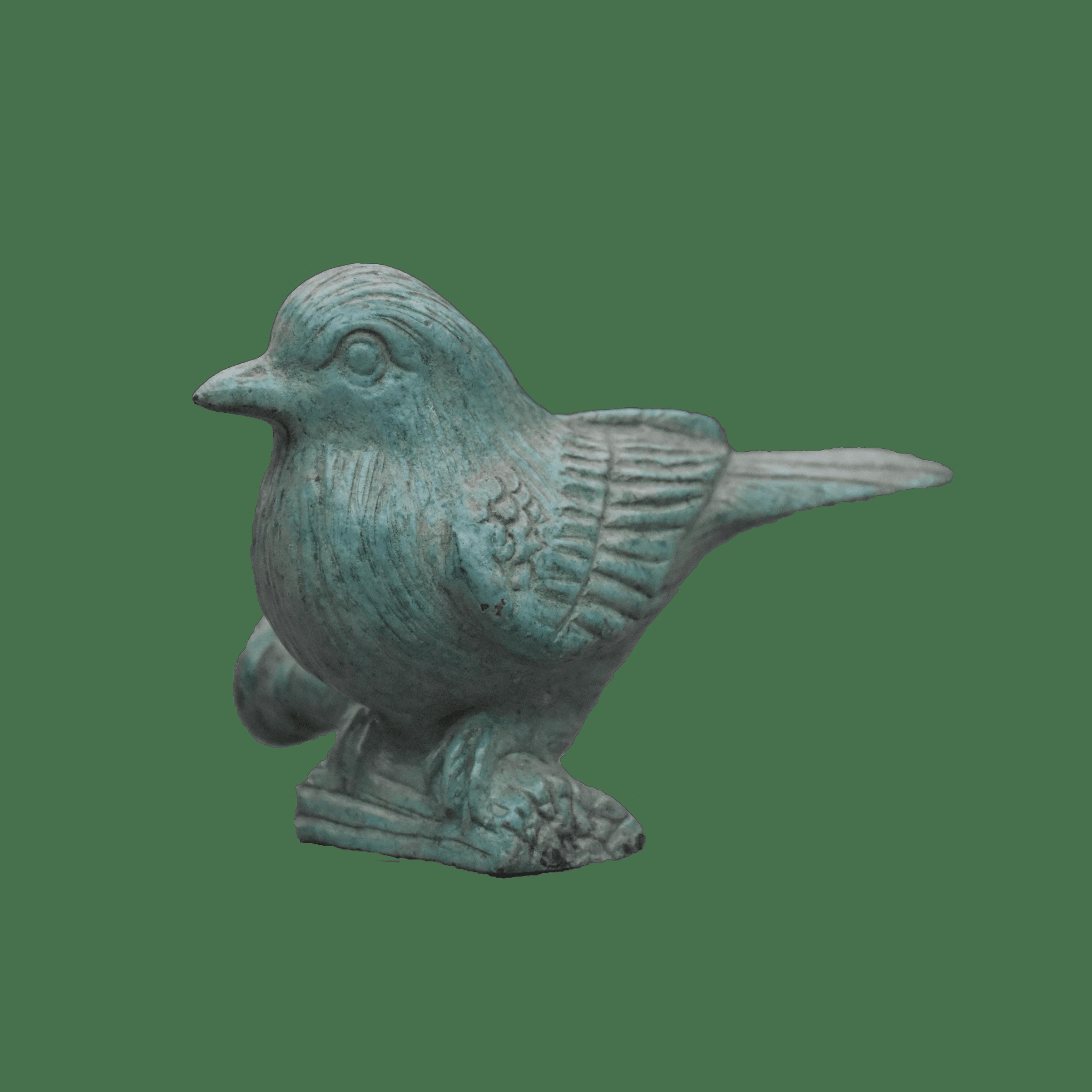มือจับ -นกกระจอก (เขียว)