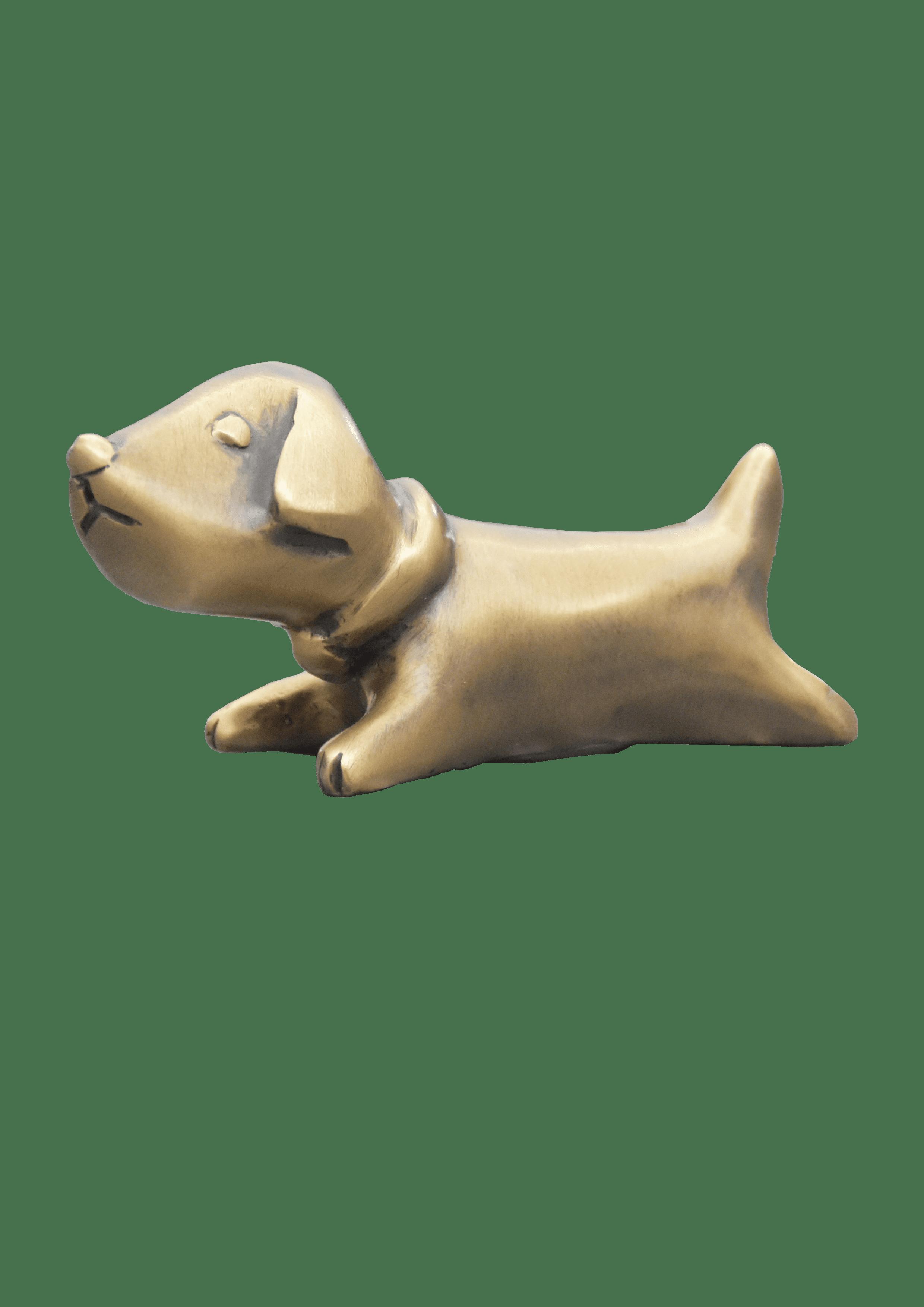 มือจับ - สุนัขการ์ตูน