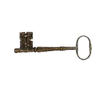 กุญแจโบราณ - 10