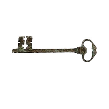 กุญแจโบราณ - 6