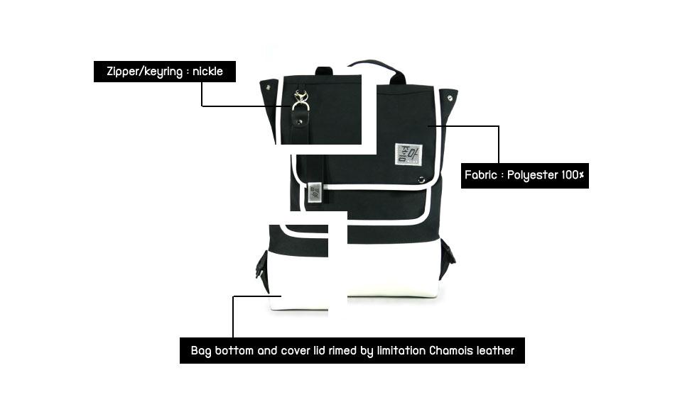วิธีทำความสะอาดกระเป๋าผ้า  l  Cho-r brand