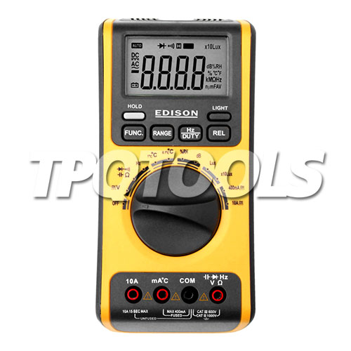 5-IN-1 MULTIMETER & ENVIRONMENTAL TESTER EDI-516-3460K