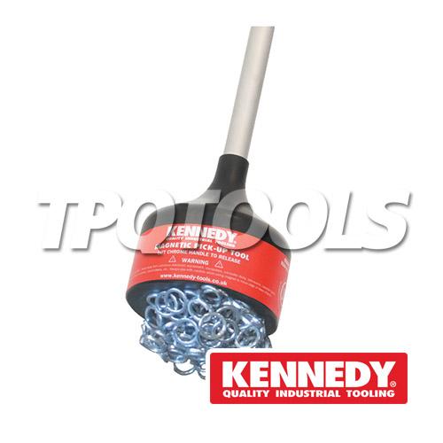 แม่เหล็กดูดชิ้นงาน Magnetic Long Reach KEN-553-0180K