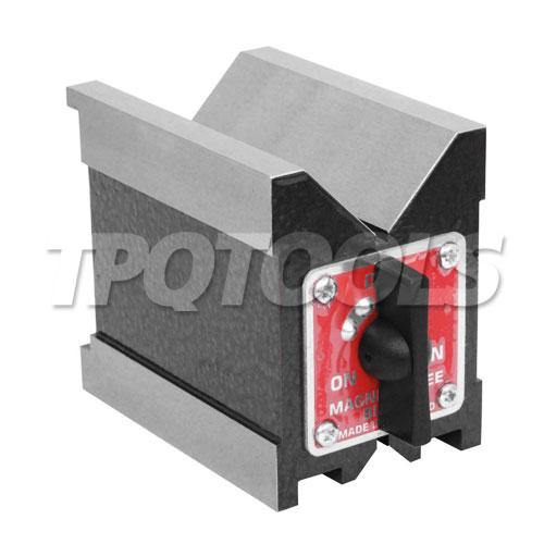 แม่เหล็กทรงบล็อก Magnetic Vee Block KEN-554-1100K