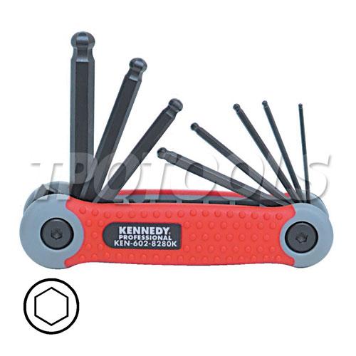 ชุดประแจหกเหลี่ยม KEN-602-8280K