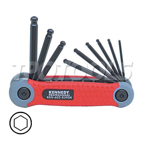 ชุดประแจหกเหลี่ยม KEN-602-8390K