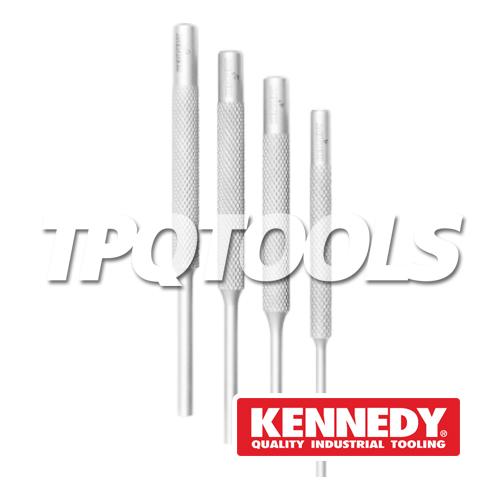 PARALLEL PIN PUNCH LONG SERIES SET OF 4 KEN-518-2400K