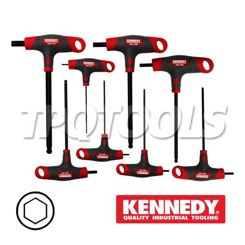 ชุดประแจหกเหลี่ยม หัวบอล KEN-602-7800K