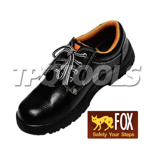 รองเท้านิรภัยหุ้มส้น FOX-224