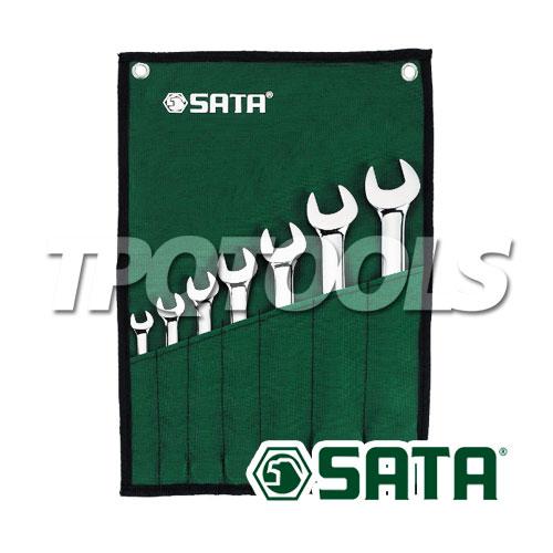 ชุดประแจปากตาย 7 ชิ้น (METRIC) 94609073