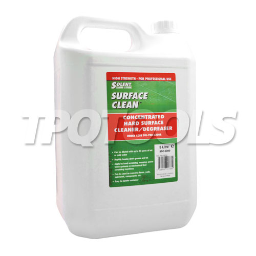 Concentrated Hard Surface Cleaner/Degreaser