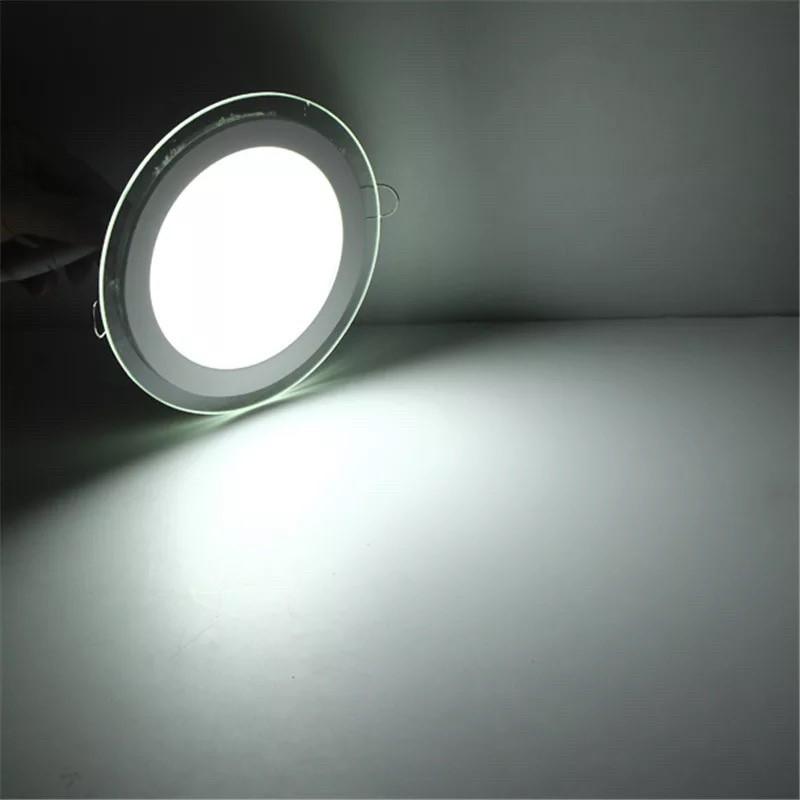 LED Downlight Messi Circle Glass 6W Daylight