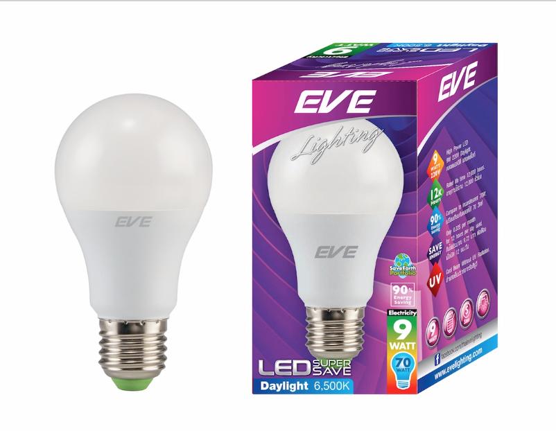 LED A60 Super Save 9W Daylight