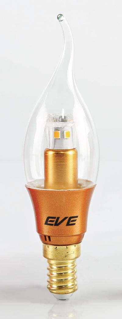 LED Opera Gen3 3w Warmwhite E14