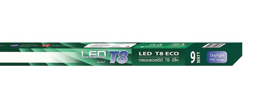 LED T8 ECO 9w Daylight