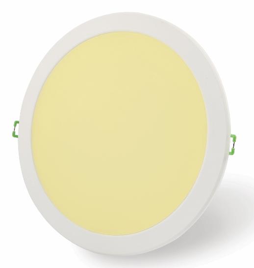 LED Downlight Alpha Circle 22w Warmwhite