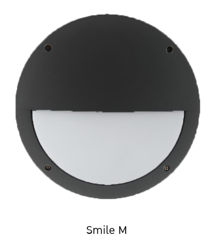 Smile M 2xE27 / Black