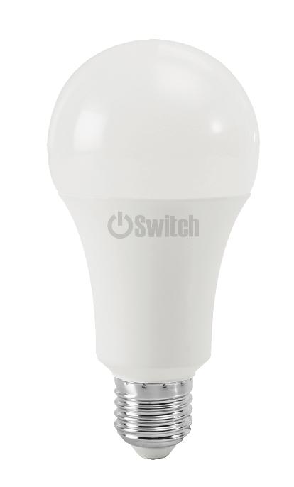 LED A60 NOC 15w Warmwhite E27