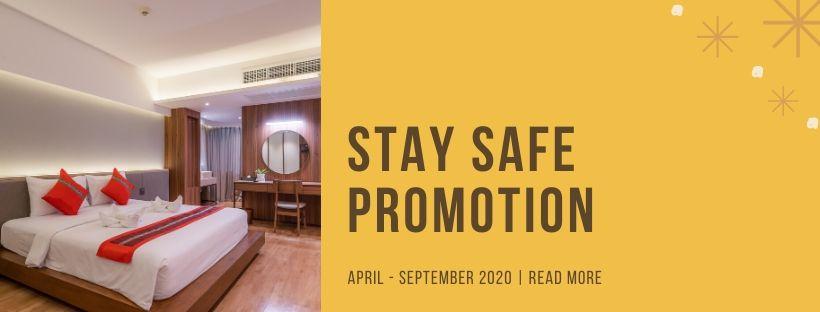 Stay Safe Promotion