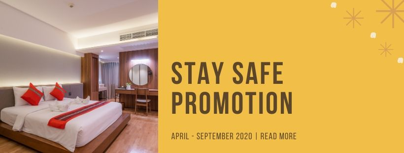Stay Safe Promotion
