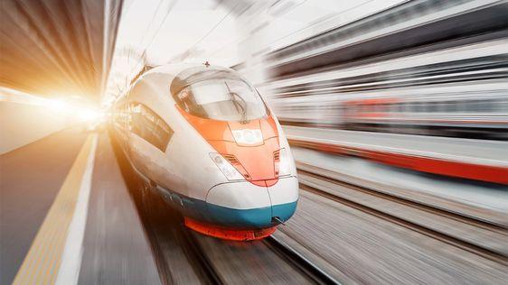 รถไฟความเร็วสูง ค่าโดยสาร 490 บาทต่อเที่ยว