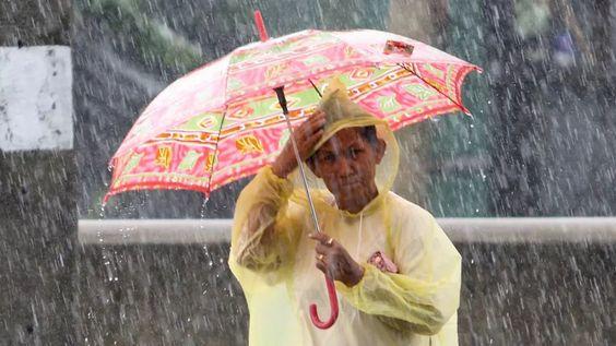 อุตุฯ ฉบับ13 เตือนวันที่ 15 ต.ค.62 หลายจังหวัดยังเจอฝนหนัก ลมกระโชกแรง