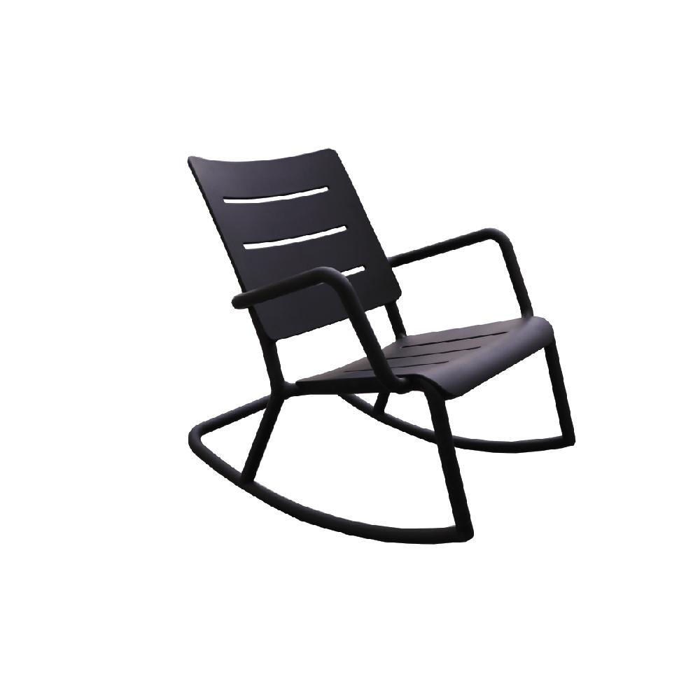 เก้าอี้โยก OUTO BK