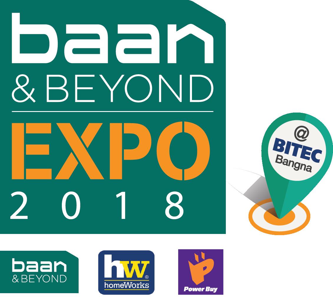 BAAN  & BEYOND EXPO 2018 @BITECบางนา (28 ก.ย - 7 ต.ค 61)