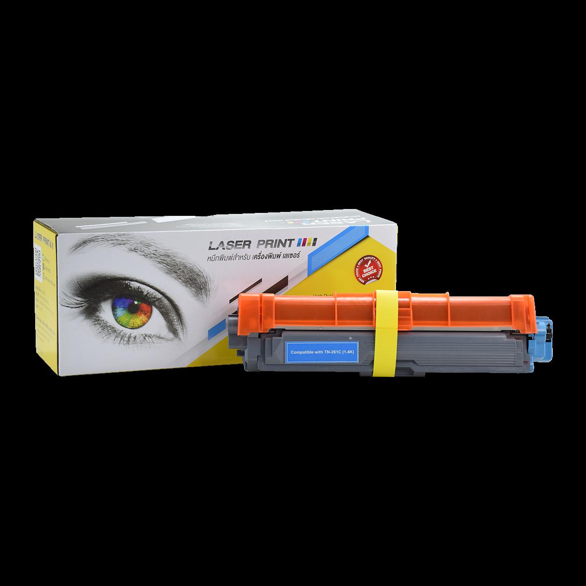 TN-261C Laserprint  Brother Blue