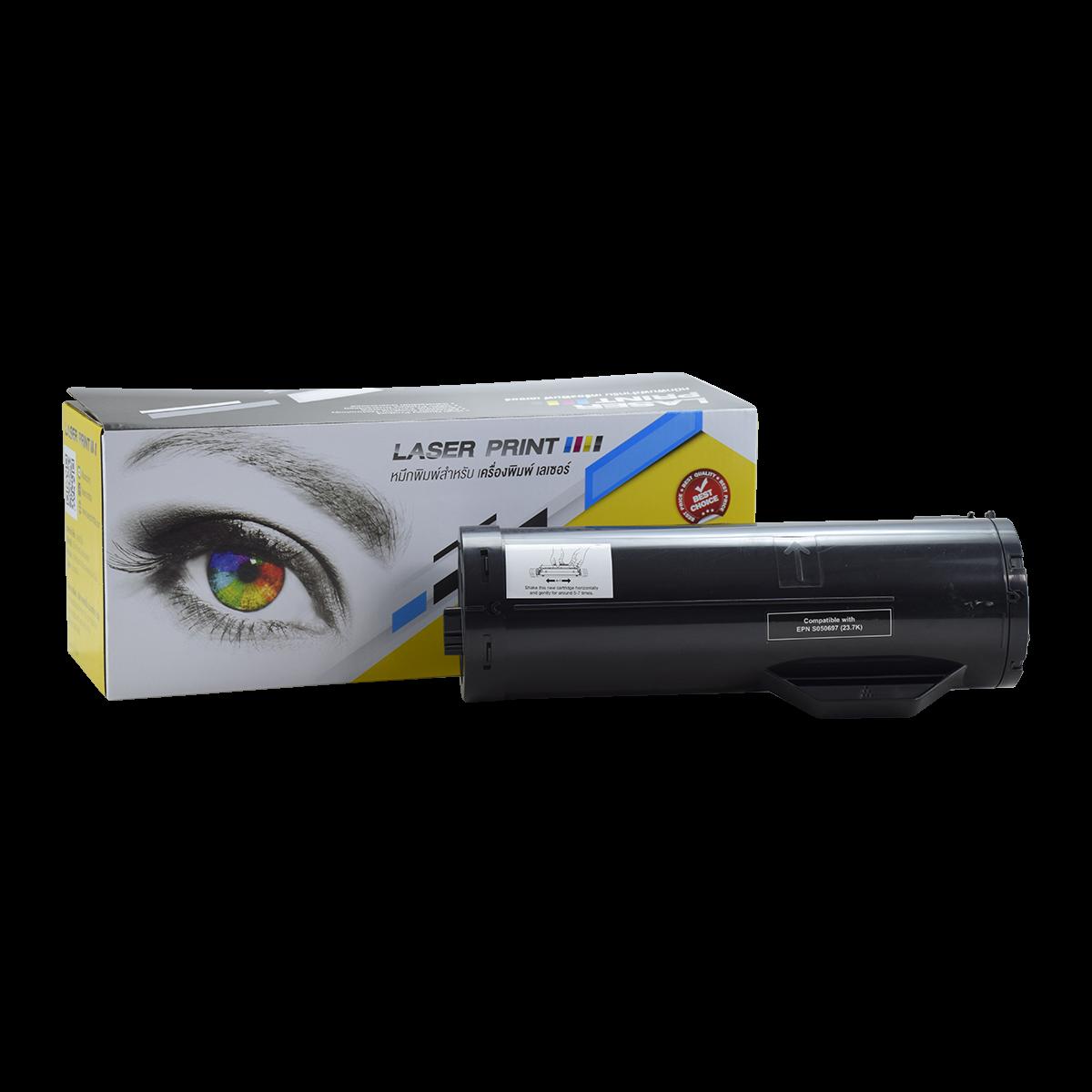 S050697/S050698 (23K) M400 Laserprint Epson  Black
