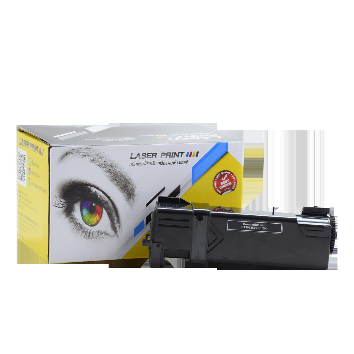 CT201260 (3k) Laserprint Fuji Xerox Black