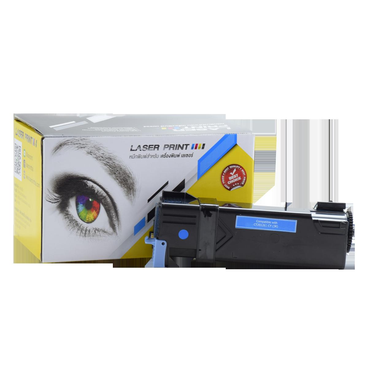 CT201261 (3k) Laserprint Fuji Xerox Blue
