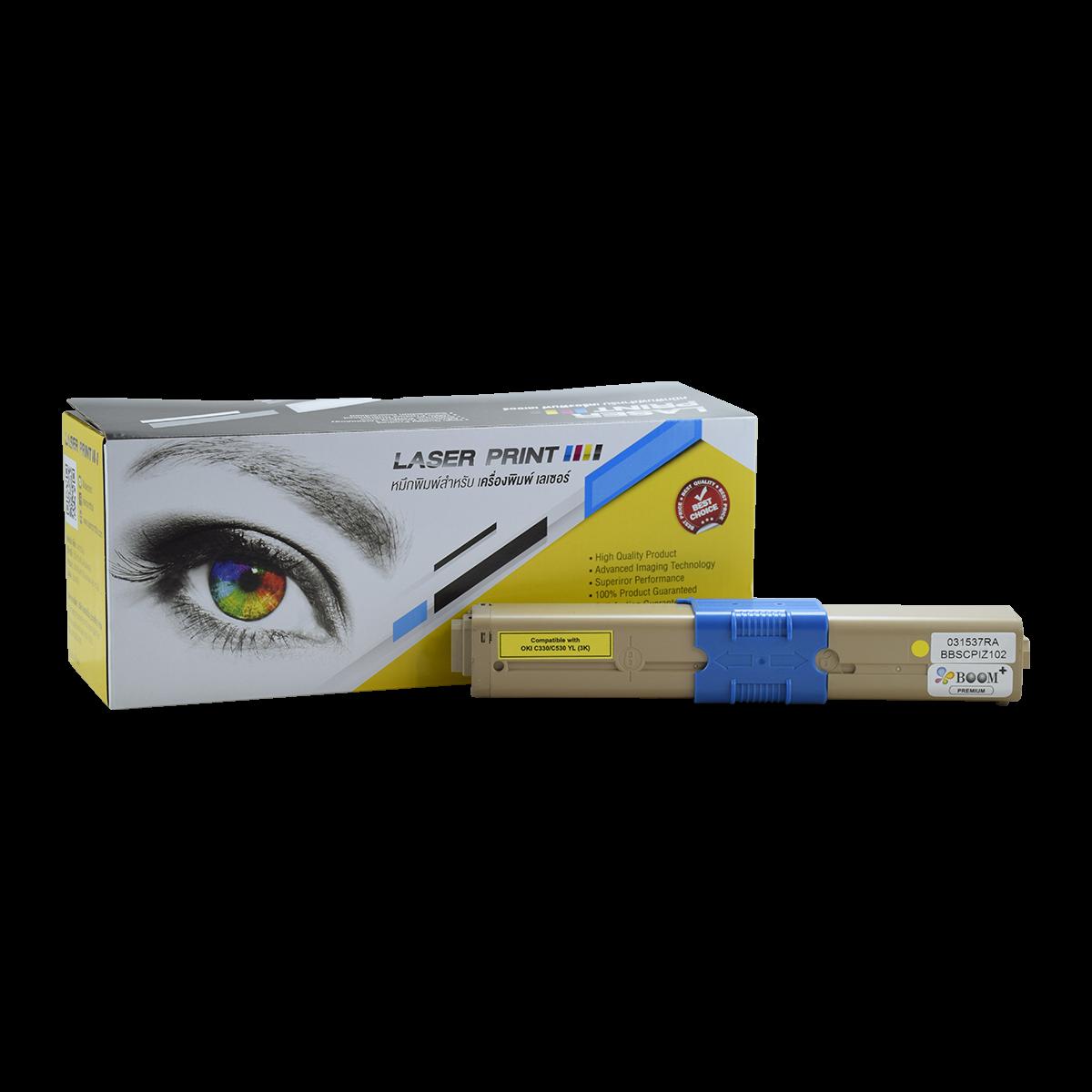 C310/C330/C530 YL Laserprint OKI (3K) Yellow