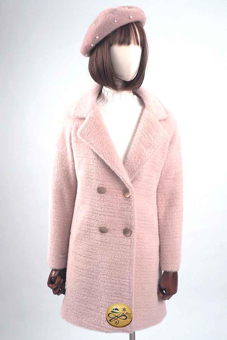 """เช่าเสื้อโค้ทผู้หญิง รุ่น """" Rose Cloud Straight Coat""""902GCL045FAPKS1"""