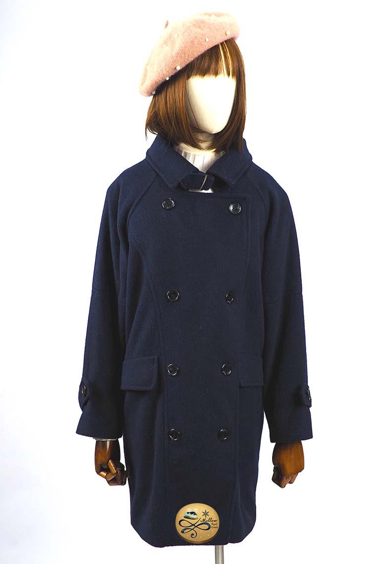เช่าเสื้อโค้ทผู้หญิง รุ่น  Moonlit Ocean Straight Coat   902GCL081FANAXL1